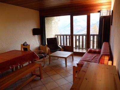 Dining room Location Apartment 375 Auris en Oisans