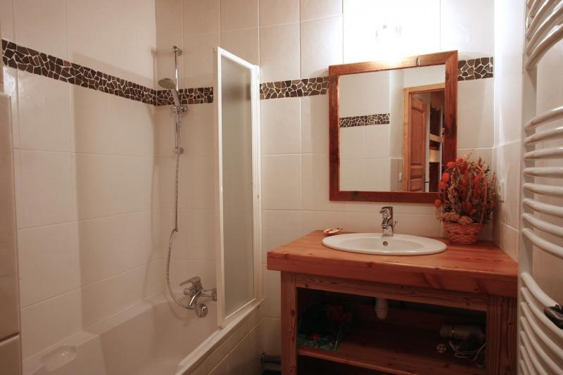 bathroom Location Apartment 38237 Valloire