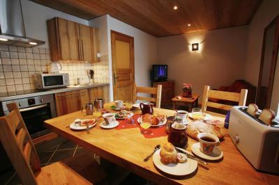 Living room Location Apartment 38237 Valloire