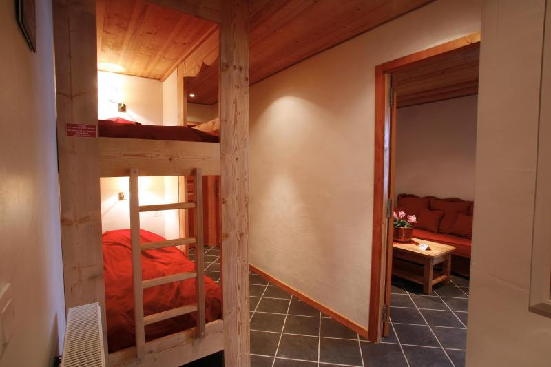Open sleeping nook Location Apartment 38237 Valloire