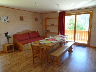 Living room Location Apartment 38489 Valfréjus