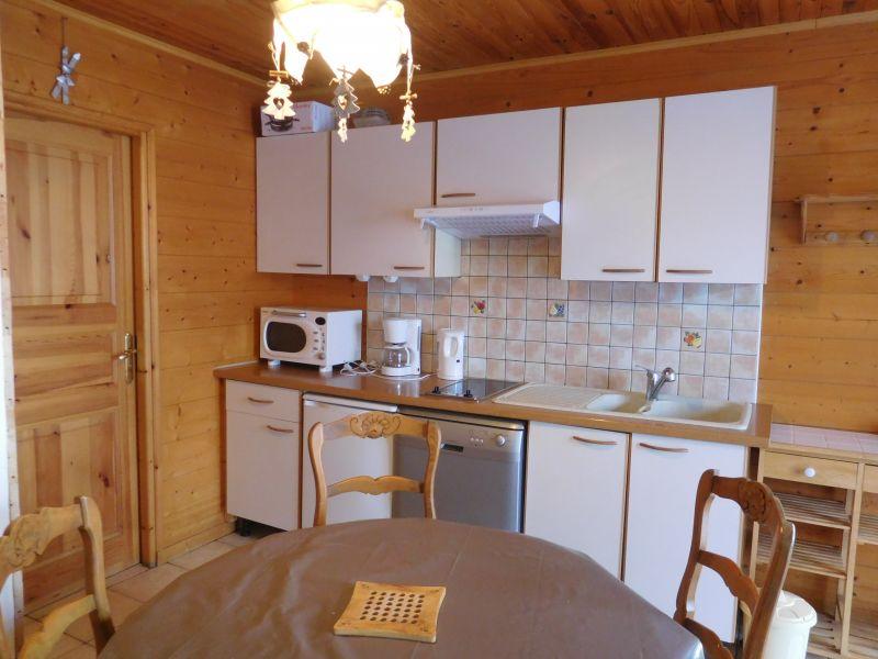 Kitchenette 3 Location Chalet 38653 Les Orres