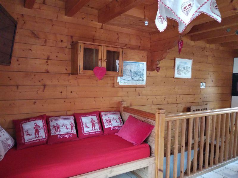 Living room 2 Location Chalet 38653 Les Orres