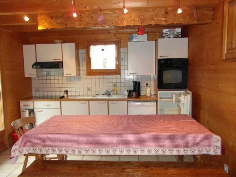 Kitchenette 1 Location Chalet 38653 Les Orres