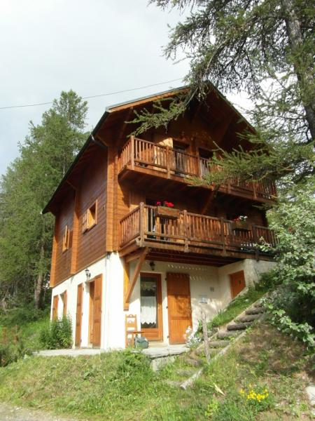 View of the property from outside Location Chalet 38653 Les Orres