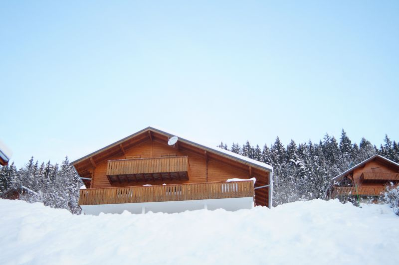 View of the property from outside Location Chalet 38701 Morzine