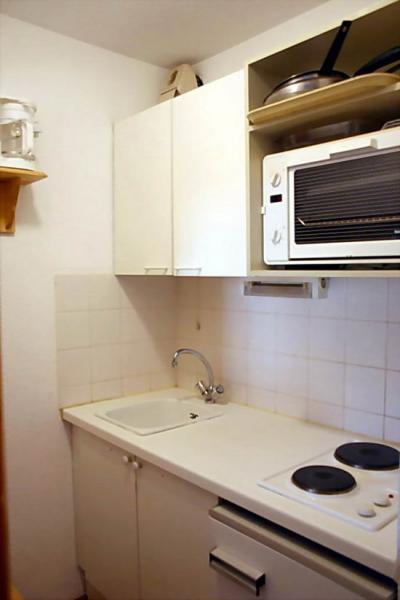 Kitchenette Location One-room apartment 39003 Valfréjus