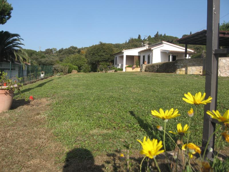 View of the property from outside Location Apartment 39147 Capoliveri
