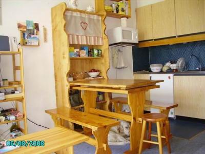 Location One-room apartment 39160 Les Menuires