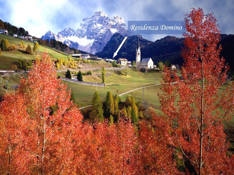 View from the property Location Apartment 39453 Selva di Cadore
