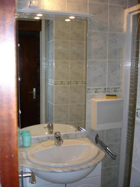 bathroom Location One-room apartment 39459 Les Menuires