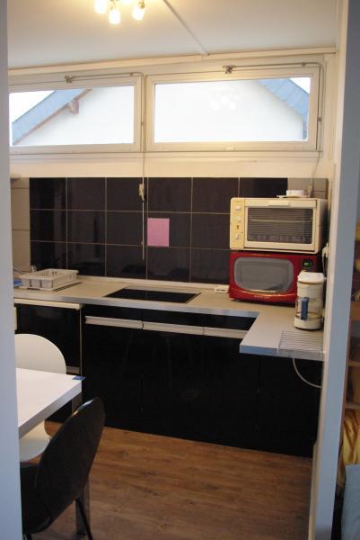 Separate kitchen Location Apartment 39476 Peyragudes