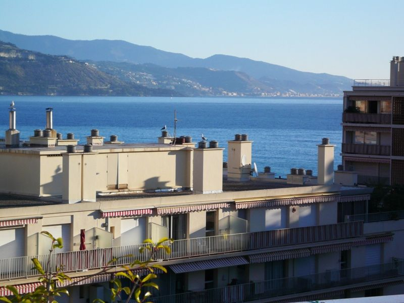View from the terrace Location Apartment 40052 Menton