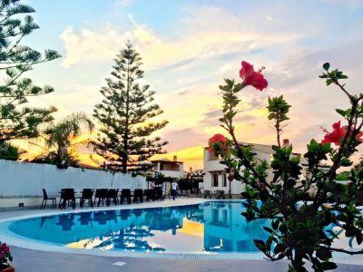 Swimming pool Location Villa 40175 Cefalù