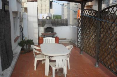 View from the terrace Location Apartment 40353 La Ametlla de Mar