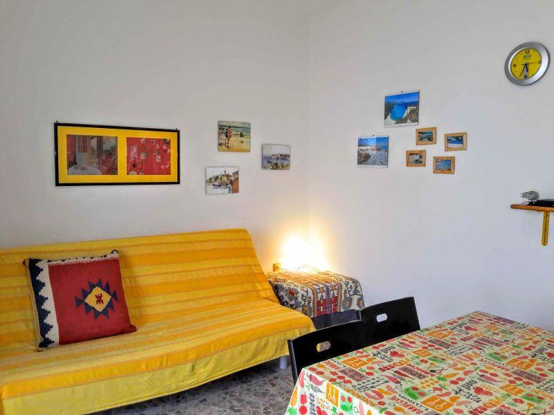 Dining room Location Apartment 40444 Cala Liberotto