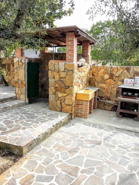 Summer kitchen Location Apartment 40444 Cala Liberotto
