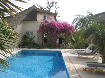 Swimming pool Location Villa 40814 Saly