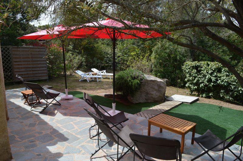 Garden Location Villa 40852 Porto Vecchio