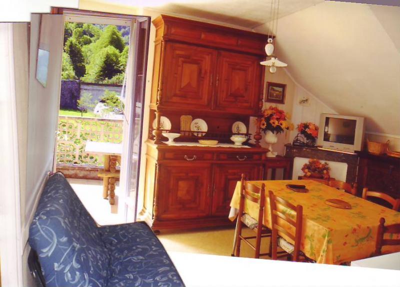 Dining room Location Apartment 4086 Cauterets