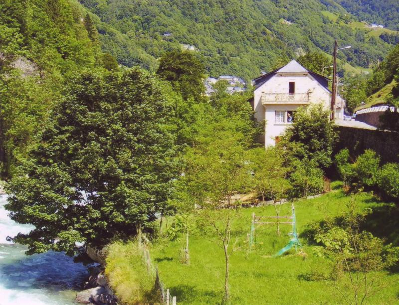 View of the property from outside Location Apartment 4086 Cauterets