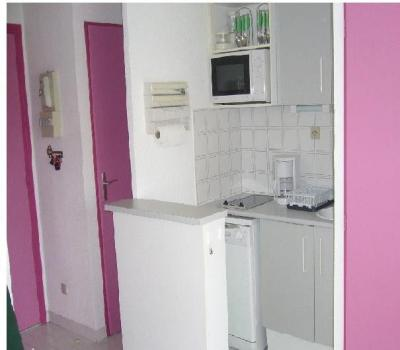 Kitchenette Location Apartment 40866 Cap d'Agde