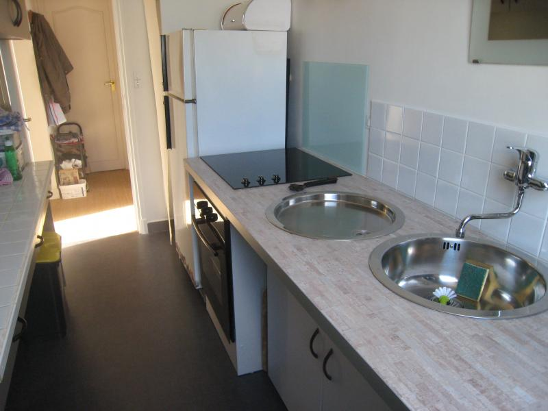Separate kitchen Location Apartment 40906 Le Touquet