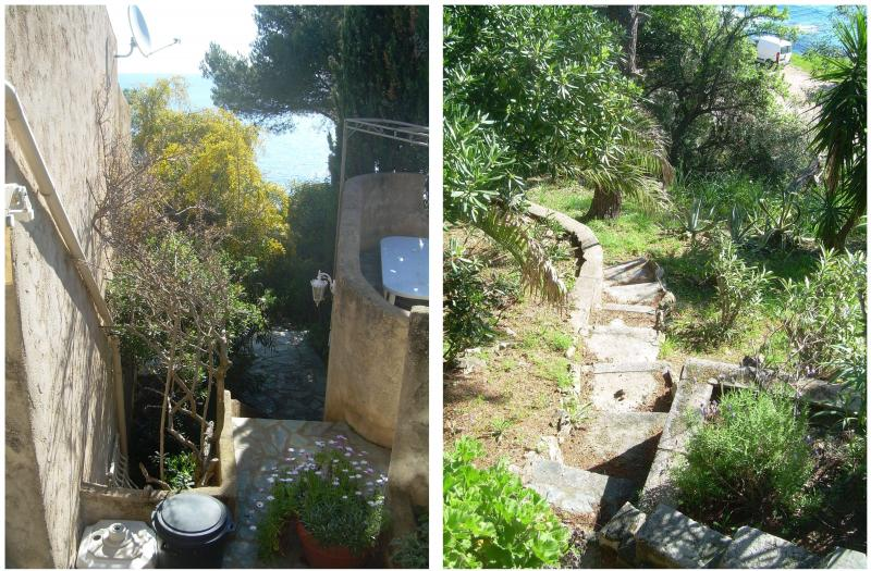 View of the property from outside Location House 40911 Ste Lucie de Porto Vecchio