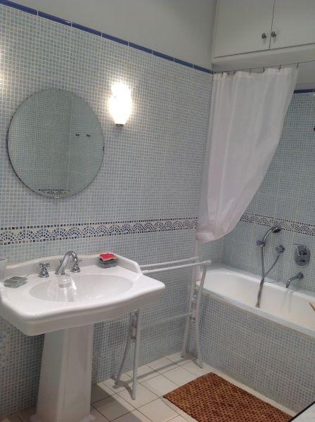 bathroom Location Apartment 4136 Font Romeu