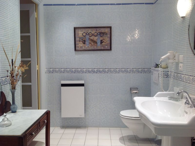 bathroom Location Apartment 4136 Font Romeu
