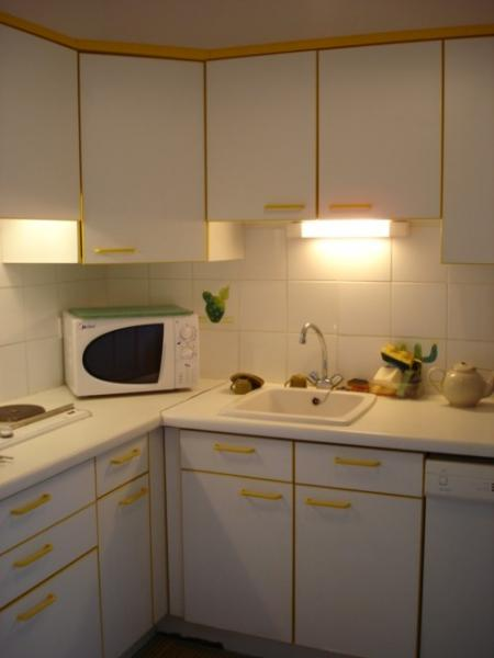 Separate kitchen Location Apartment 4136 Font Romeu