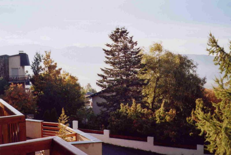 View from the balcony Location Apartment 4138 Font Romeu