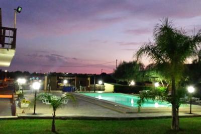 Swimming pool Location Apartment 41447 Avola