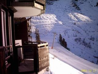 View from the balcony Location Apartment 415 Avoriaz