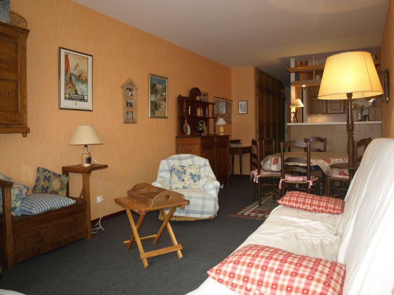 Living room Location Apartment 4185 Gourette