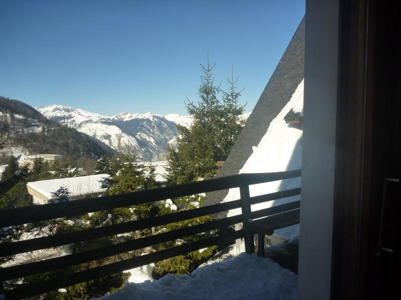 Balcony Location Chalet 4187 Gourette