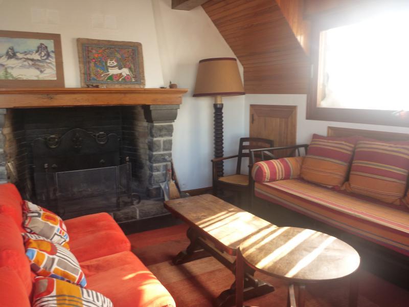 Living room Location Chalet 4187 Gourette