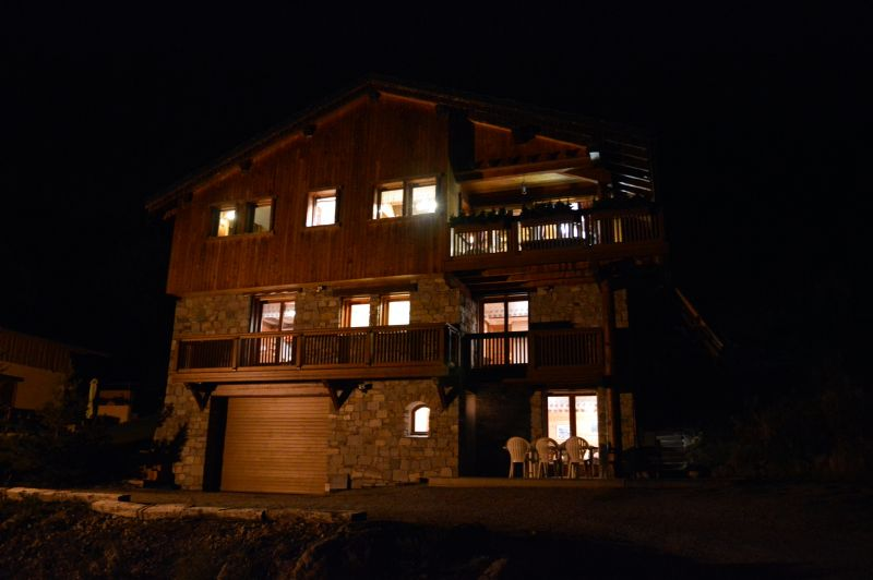 View of the property from outside Location Chalet 41939 Les Menuires