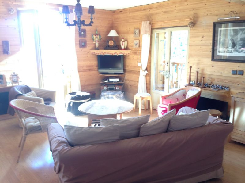 Living room Location Apartment 42 Alpe d'Huez