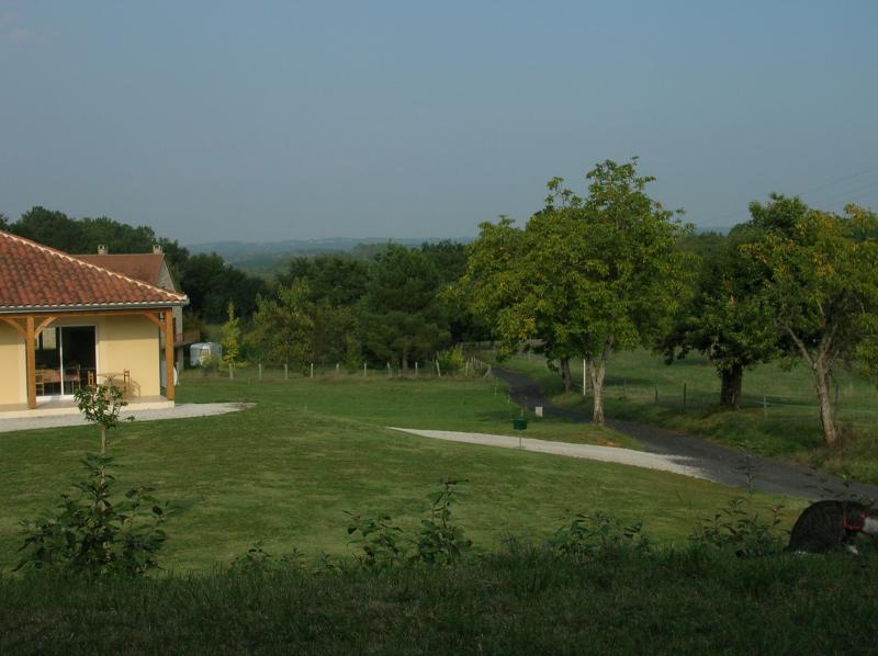 View from the property Location House 42060 Rocamadour