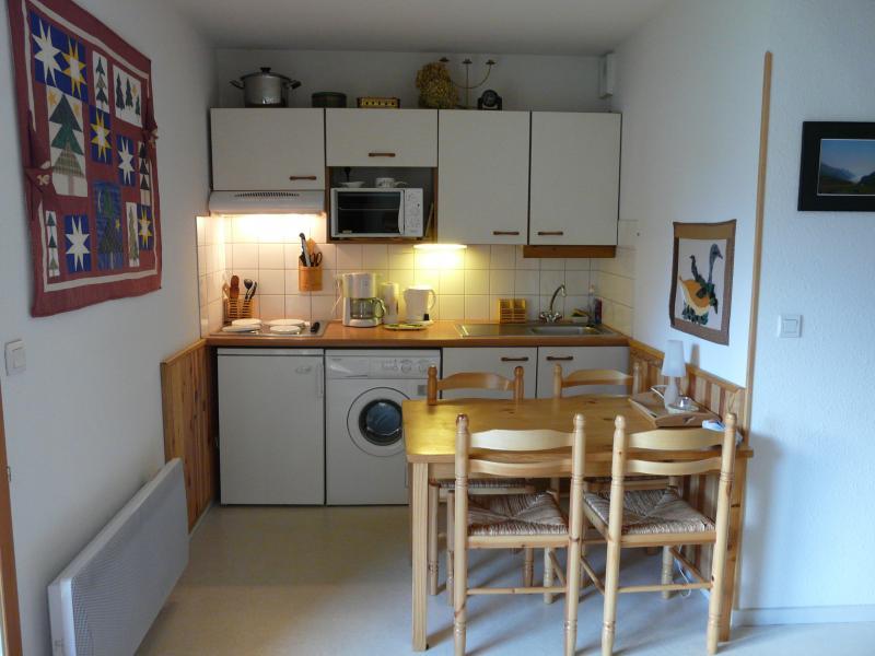 Kitchenette Location Apartment 4263 Luz Saint Sauveur