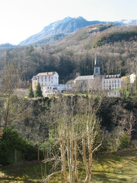 View from the balcony Location Apartment 4265 Luz Saint Sauveur