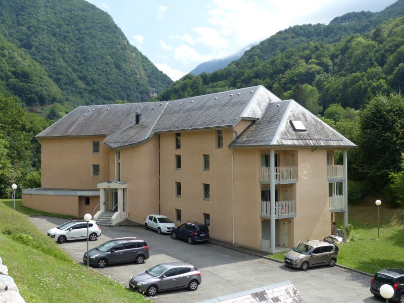 View of the property from outside Location Apartment 4265 Luz Saint Sauveur