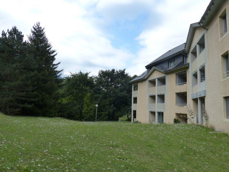 Garden Location Apartment 4265 Luz Saint Sauveur