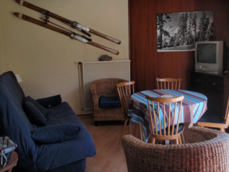Living room Location Apartment 4286 La Mongie