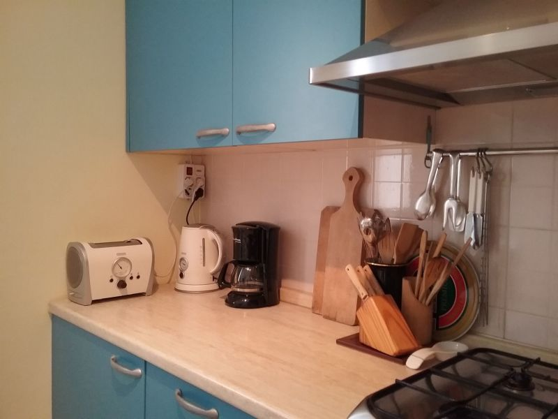 Open-plan kitchen Location Apartment 42959 Lazise
