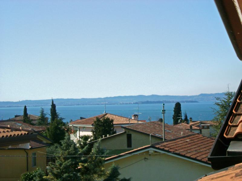 View from the terrace Location Apartment 42959 Lazise
