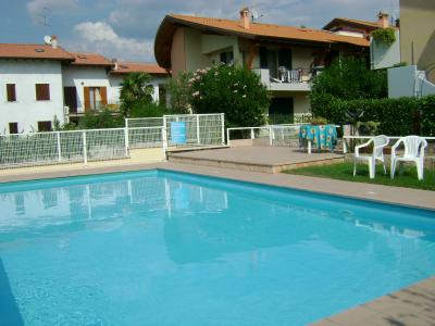Swimming pool Location Apartment 42959 Lazise