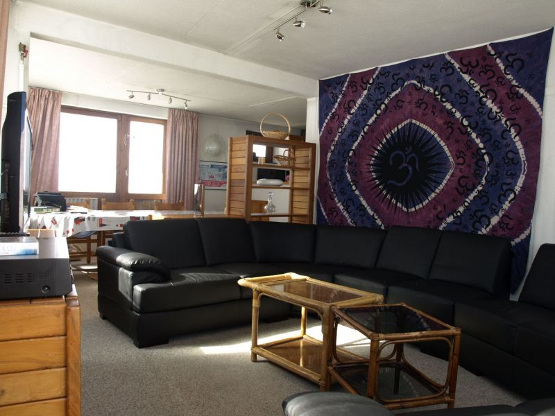 Lounge Location Apartment 4314 La Mongie