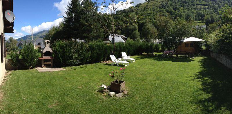 Garden Location Chalet 4356 Loudenvielle